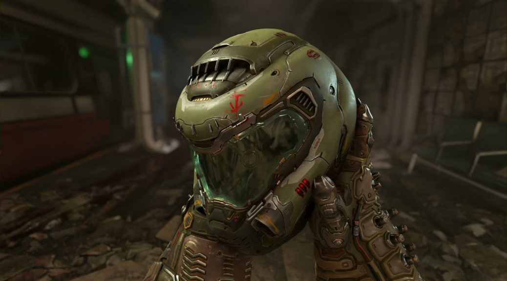 Doom Hero Helmet