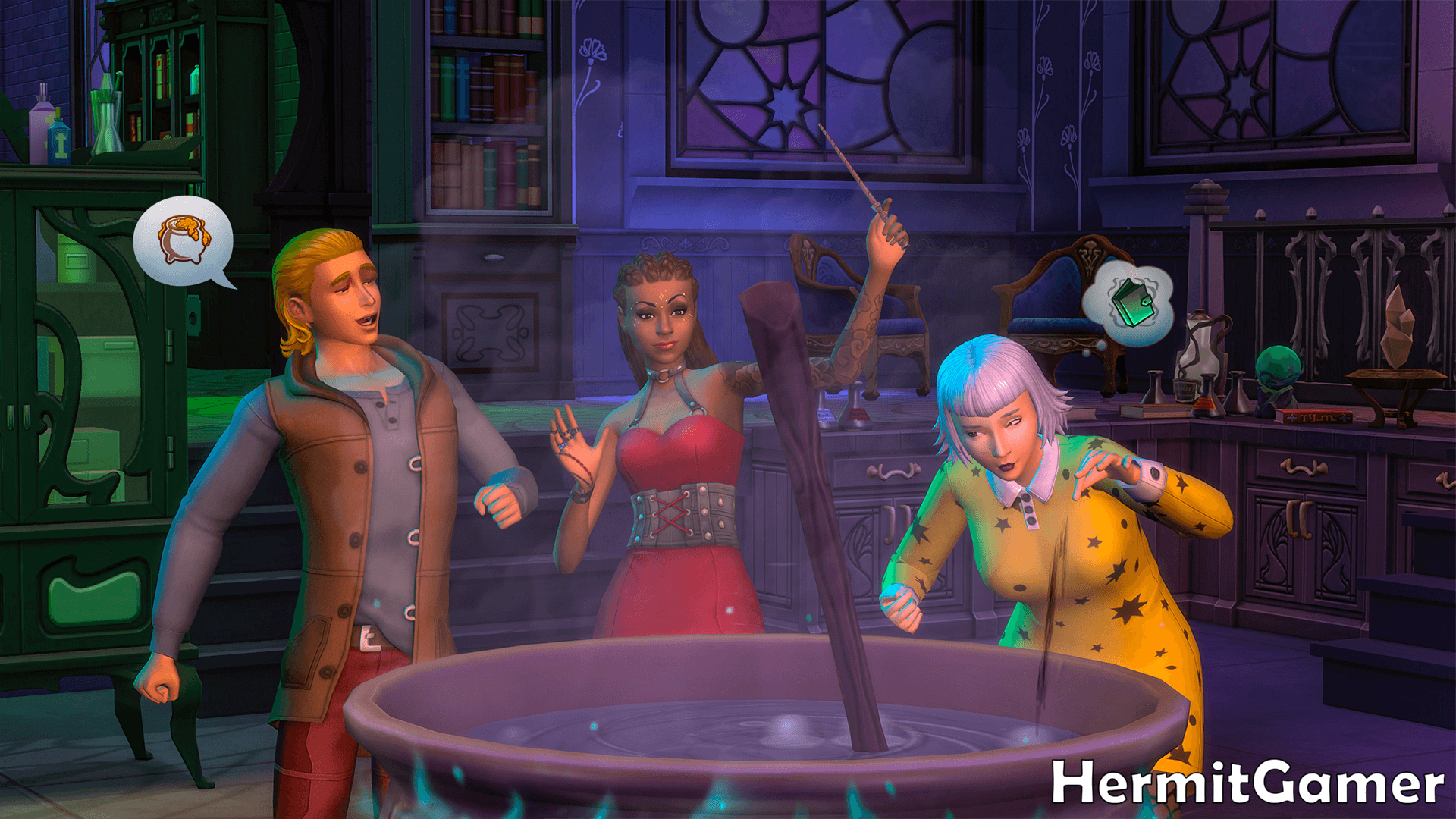 Sims 4 Witch Mod
