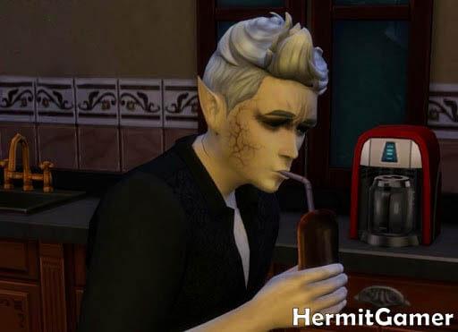Blood Bag Sims 4