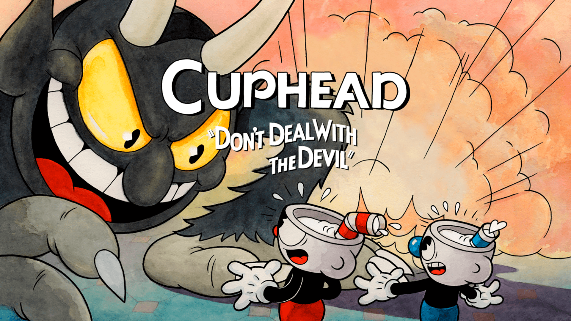 Cuphead on PS4