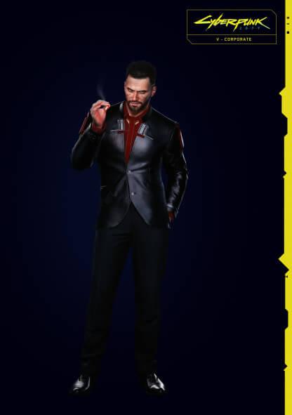 Cyberpunk 2077 Hero Screen