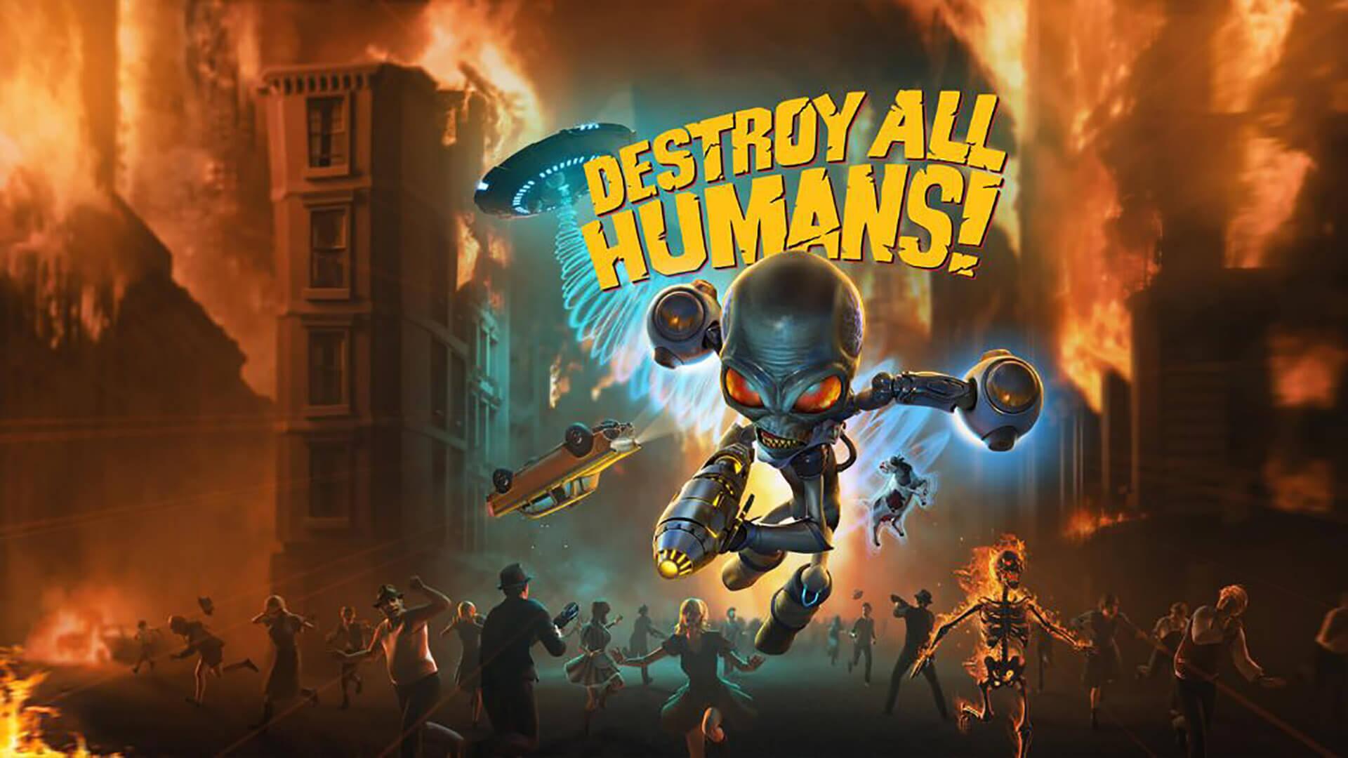 Destroy All Humans 2020