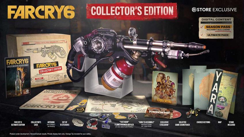 Far Cry 6 Pre-order bonus