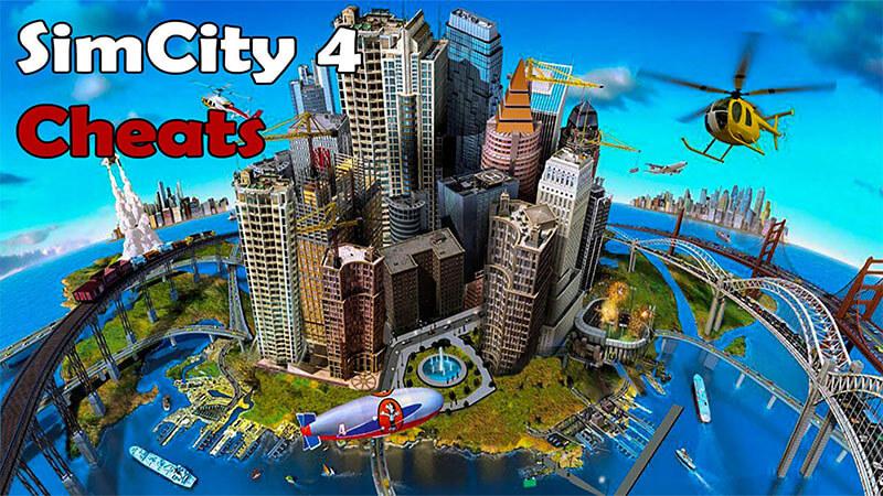 SimCity 4 Cheats