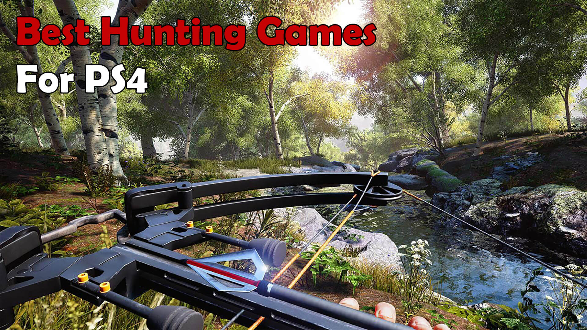 Best Hunting Game For PS4