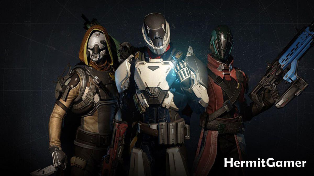 Classes in Destiny 2