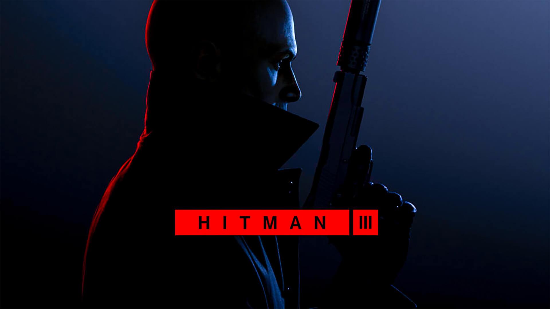 HITMAN 3 Title Screen