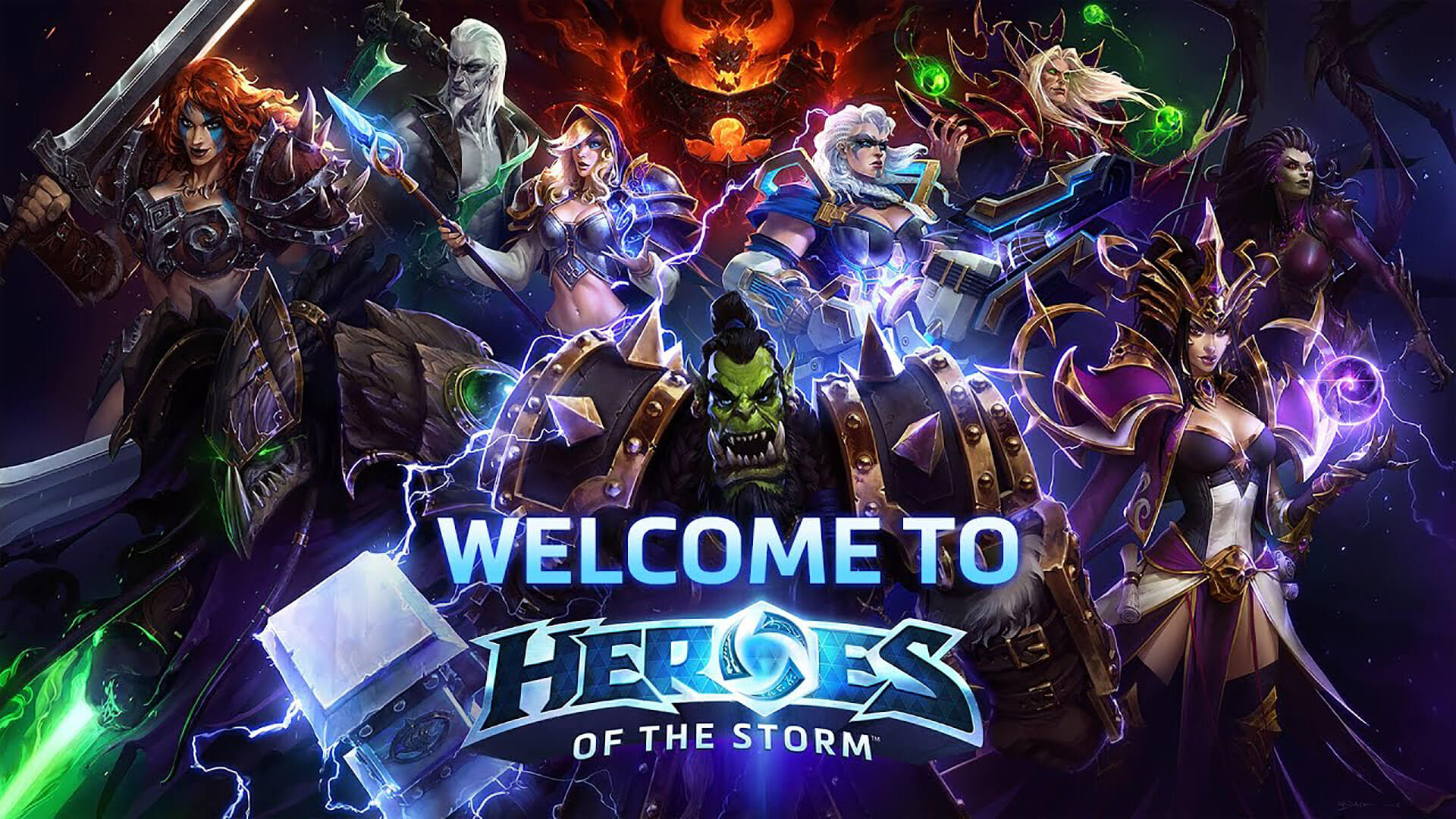 Heroes of the Storm Beginners Guide