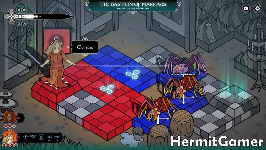 Pendragon Enemies