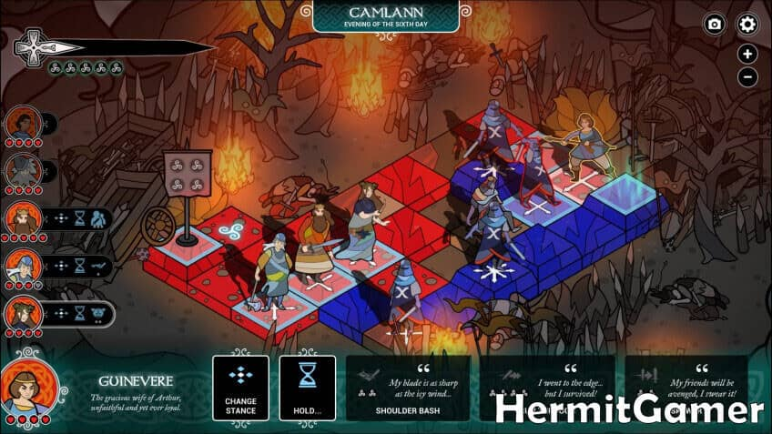 Pendragon Mass Fight