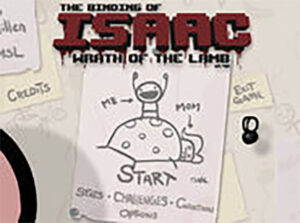 The Binding of Isaac Mom was Killed for the First Time