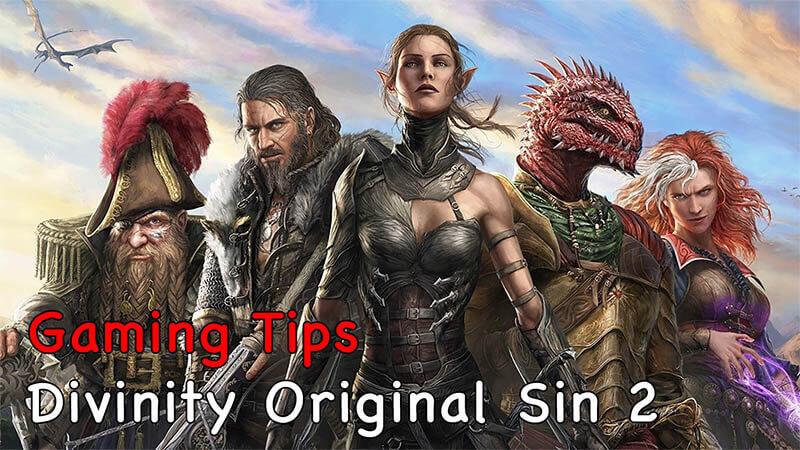 Divinity Original Sin 2 Tips