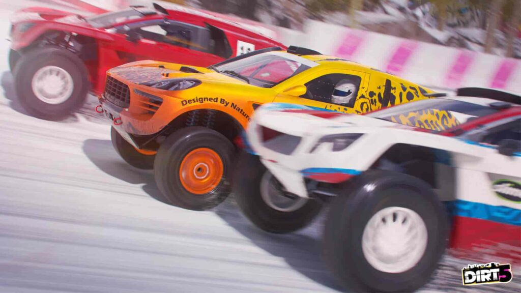 Dirt 5 Race Video Game