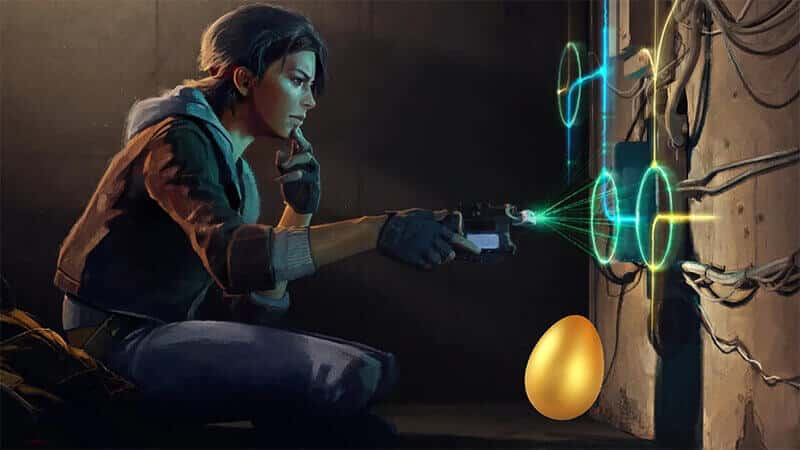 Half-Life Easter Eggs in Other Games