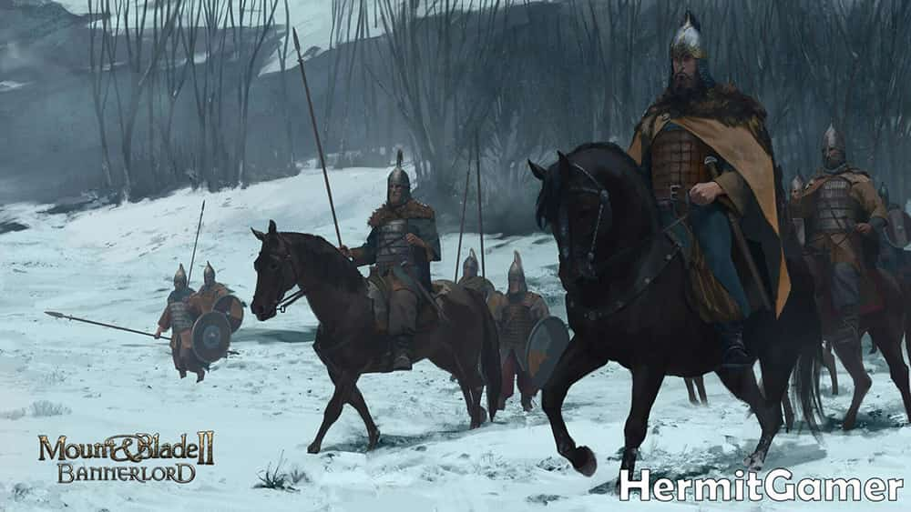 Mount & Blade 2 Bannerlord Background