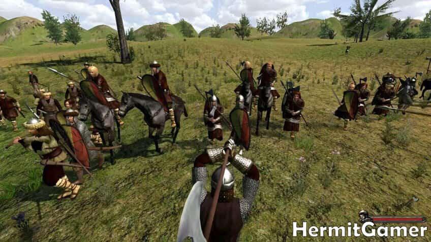 Mount & Blade 2 Bannerlord Battlefield