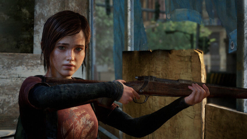The Last of Us Screen