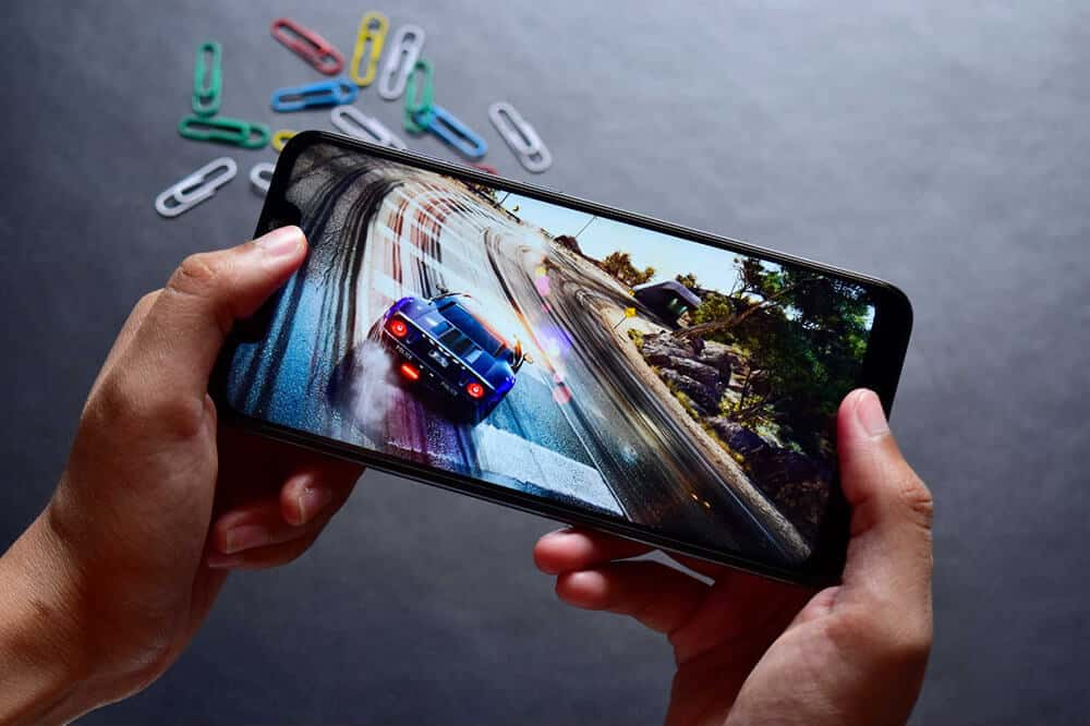 Mobile Motor Games