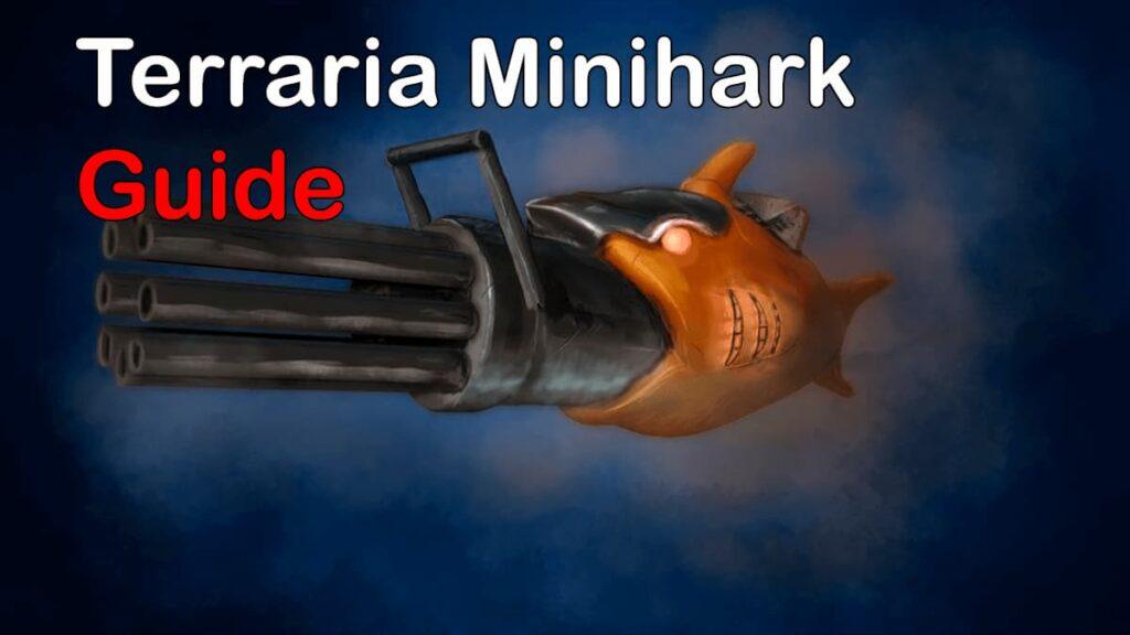 Terraria Minishark