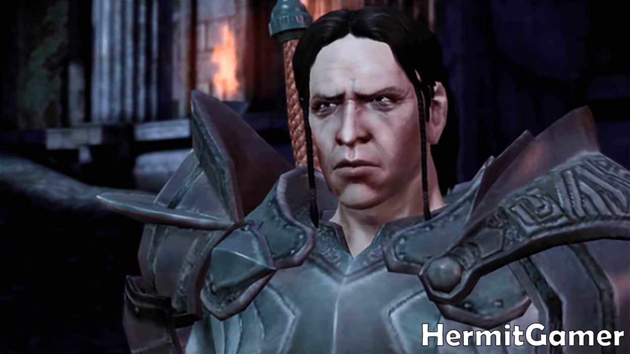 Loghain Dragon Age Origins Companion