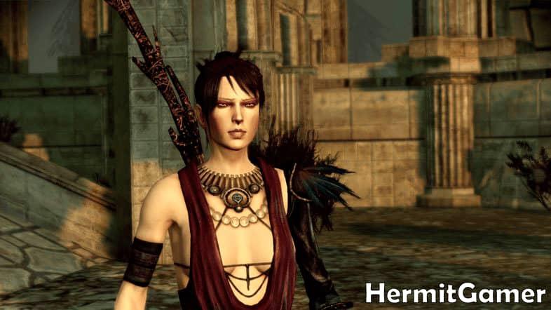 Morrigan Dragon Age Origins Companion
