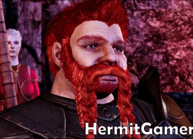 Oghren Dragon Age Origins Companion