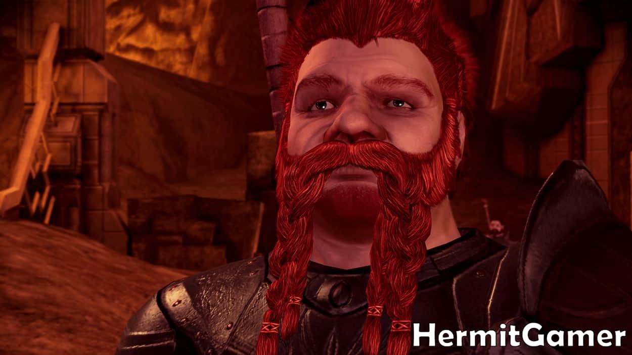 Oghren Dragon Age Companion