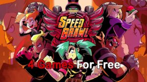 Speed Braw Video Game
