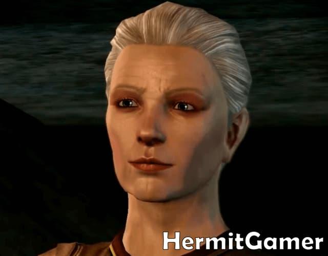 Wynne Dragon Age Companion